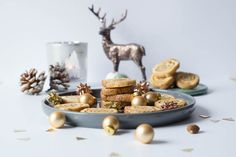 Super leckere Weihnachtskekse - Zimtschnecken Plätzchen