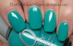 Orly - Green with Envy
