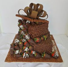 Death by Chocolate birthday cake Chocolate birthday cakes