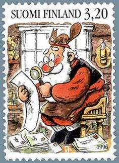 Joulumerkki 1996
