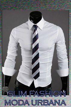 Camisas Slim Fashion Importadas Al Mejor Precio
