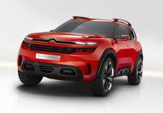 Citroën Aircross : voilà l'avenir de la marque aux chevrons