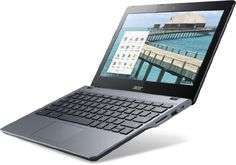 Acer C720 Chromebook クロームブック (Intel Celeron 1.4GHz/2GB/SSD16GB/11.6inch/Chrome OS/Granite Gray) 並行輸入品 エイサー http://www.amazon.co.jp/dp/B00FNPD1VW/ref=cm_sw_r_pi_dp_VEYEub0MV2765
