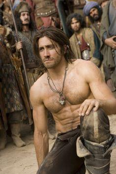 75 sarados do cinema: Jake Gyllenhaal em Príncipe da Persia: As Areias do Tempo