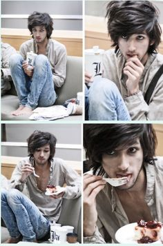 L cosplay (Death Note)