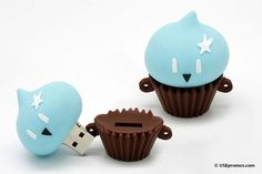 I found 'Cupcake USB' on Wish, check it out!