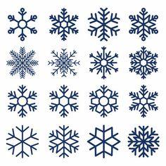 Christmas Drawing, Christmas Art, Christmas Decorations, Xmas, Christmas Ornaments, Christmas Snowflakes, Snowflake Images, Snowflake Shape, Snowflake Pattern