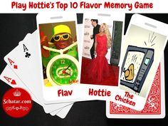 Play My Flavor Flashback Game At Schatar.com/Game Enjoy!