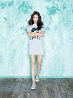 Park Shin Hye for Viki S/S 2015 Primavera Verano Park Shin Hye, Gwangju, Flower Boy Next Door, Korean Fashion, Kids Fashion, Korean Actresses, Beautiful Asian Women, Girl Crushes, Mannequin