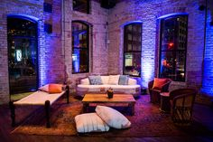 Brazos Hall Corporate Event — Wild Sky Events: Event Production Agency - New Deko Sites