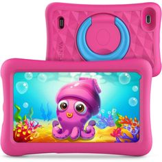 VANKYO MatrixPad Z1 7-Inch 32GB Kids Tablet $59.99 (57% off) @ Walmart Kids Tablet, Tablet 7, Cool New Tech, Multiplication For Kids, Childproofing, Digital Trends, Tech Gadgets, Sd Card, Computer Accessories