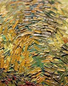 Van Gogh Brush Strokes