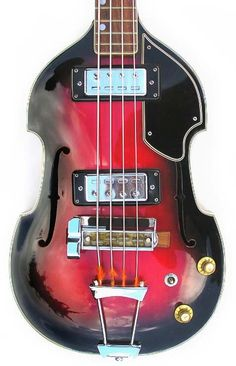 Hofner 500/1 wiring for control panel. Guitars