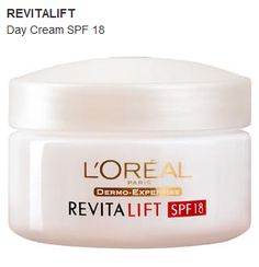 Loreal Revitalift. The brand I have been using since I was a teen. Great products!