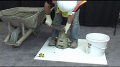 Overview of ASTM - Standard Test Method for Slump of Hydraulic-Cement Concrete. This is a test required to pass the American Concrete Institute (ACI) Fi. Cement, Concrete, Youtube, Youtubers, Youtube Movies