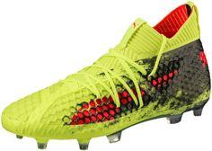 size 40 27865 b5fe1 Puma FUTURE 18.1 NETFIT FG AG Men s Soccer Cleats Football Boots, Football  Soccer,