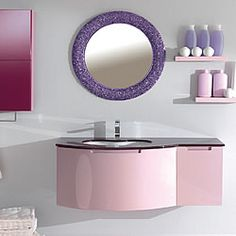 LASA IDEA SPA - Bathroom furniture and accessories made in Italy - Siena - Monteriggioni Italian Bathroom, Bathroom Spa, Bathroom Furniture, Siena, Decoration, Bathtub, Italy, Mirror, How To Make