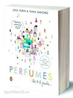 SpellSmell - Лучшие книги о парфюмерии