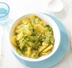 Kartoffel-Gurken-Salat - [ESSEN UND TRINKEN]