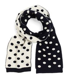 ++ wool & cashmere sweater knit scarf
