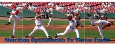 Nutrition Optimization To Throw Faster and Hit Bombs