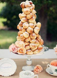 Another cream puff cake example- having Crumb make