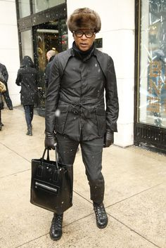 pause They Are Wearing: Uptown Shoppers - Slideshow