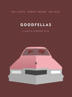 GOODFELLAS Movie Poster by VincentGabriele on Etsy, $35.00