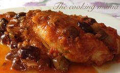 La rana pescatrice, o coda di rospo è un pesce leggero e delicato. Si presta a condimenti di vario genere. Qui la presentiamo in umido con pomodoro e olive.
