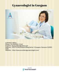 Dr Anu Sidana - The best gynaecologist in Gurgaon has over 20 years involvement in IVF