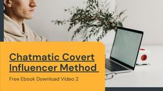 Chatmatic Covert Influencer Method Ebook Download Video 2 Make Money On Amazon, How To Make Money, Shirt Template, Drop Shipping Business, Email Campaign, Good Morning Wishes, Online Coaching, Free Training, Microsoft Excel