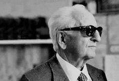 """Enzo Ferrari...  """"Per lui esistevano solo il rumore delle sue macchine e il silenzio delle sue riflessioni. Non era un emiliano buontempone, era un uomo che viveva con se stesso e che si faceva ragionevole compagnia."""" E.Biagi"""