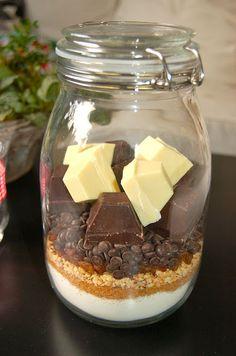 Tolles Mitbringsel - Kuchen im Glas :-)