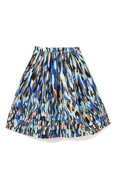 Deborah Rivet Skirt by Jonathan Saunders for Preorder on Moda Operandi