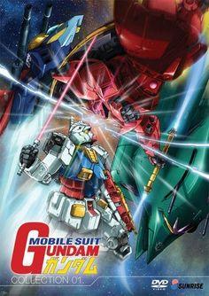 Mobile Suit Gundam: Collection 01 [4 Discs] [DVD]