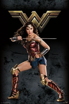 Justice League: Wonder Woman Promo Image