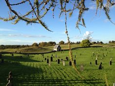 Military cemetery in the Curragh Co Kildare