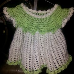 Lil girls dress i made. Most  baby dresses $35.00