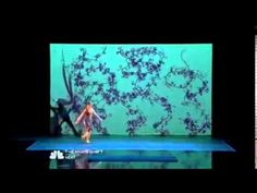 America's Got Talent 2014 Blue Journey Shadow Act Auditions 1 - YouTube