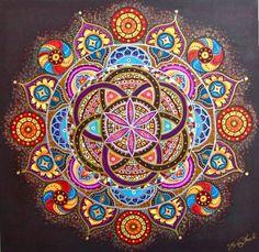 Šola svete geometrije - www.smisel.si info@smisel.si #mandala #rožaživljenja #svetageometrija: