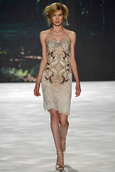 Badgley Mischka spring 2013 rtw
