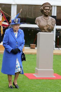 Nouveau record pour la reine d'Angleterre Elizabeth II