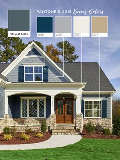 32 Best Siding Colors We Love Images Vinyl Siding Colors Exterior - Home-exterior-siding