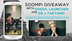 [Exclusive] DL G-Dragon x Taeyang Mobile Theme   Win G-Dragon x Taeyang in Paris 2014 Photobook @soompi