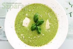 Bowl Of Soup, Soups And Stews, Asparagus, Good Food, Healthy Recipes, Healthy Food, Dining, Cooking, Ethnic Recipes
