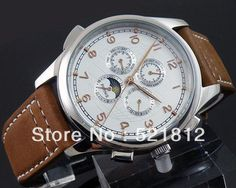 Parnis Chronograph automatic 44mm