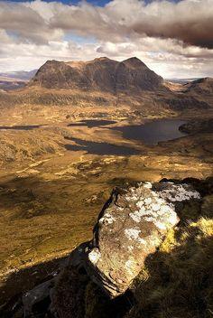 Cul Mor in Highland, Highland