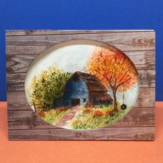 Colorful Art, Art Painting, Watercolor Stamps, Watercolor Cards, Painting, Art, Autumn Art, Watercolor Paintings For Beginners, Art Impressions