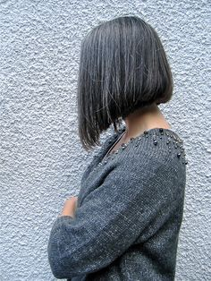 Highland Fashionista: Born Again Virgin. (hair, hair, she means hair.] Doesn't it look great?