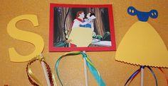 Snow White Centerpiece by tim7abebra on Etsy, $13.20